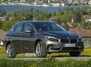 Фото авто BMW 2 серия Active Tourer F45 [рестайлинг], ракурс: 315 цвет: бежевый