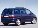 Фото авто Volkswagen Sharan 1 поколение, ракурс: 225