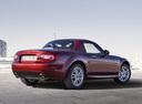 Фото авто Mazda MX-5 NC [2-й рестайлинг], ракурс: 225 цвет: красный
