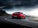 Фото авто Peugeot 508 2 поколение, ракурс: 225 цвет: красный
