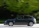 Фото авто Subaru Impreza 3 поколение [рестайлинг], ракурс: 90 цвет: серый