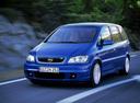 Фото авто Opel Zafira A, ракурс: 45