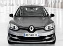 Фото авто Renault Megane 3 поколение [2-й рестайлинг],  цвет: серебряный