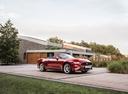 Фото авто Ford Mustang 6 поколение [рестайлинг], ракурс: 315 цвет: красный