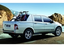Фото авто SsangYong Actyon 2 поколение, ракурс: 225 цвет: серебряный