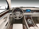 Фото авто Audi A8 D3/4E [2-й рестайлинг], ракурс: рулевое колесо