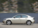 Фото авто Mazda 3 BK [рестайлинг], ракурс: 90 цвет: бежевый