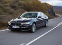 Фото авто BMW 7 серия G11/G12, ракурс: 45 цвет: синий