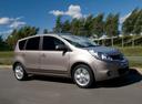 Фото авто Nissan Note E11 [рестайлинг], ракурс: 270 цвет: коричневый