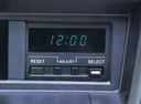 Фото авто Nissan Bluebird U11, ракурс: элементы интерьера