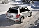 Фото авто Mercedes-Benz GLK-Класс X204, ракурс: 225 цвет: серебряный