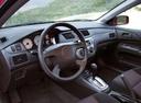 Фото авто Mitsubishi Lancer IX [рестайлинг], ракурс: торпедо
