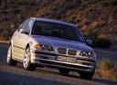 Фото авто BMW 3 серия E46, ракурс: 315 цвет: серебряный