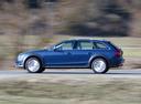 Фото авто Audi A4 B8/8K, ракурс: 90 цвет: синий