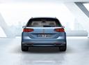 Фото авто Volkswagen Passat B8, ракурс: 180 цвет: синий