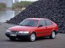 Фото авто Saab 900 2 поколение, ракурс: 45