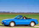 Фото авто Mazda MX-5 NA, ракурс: 90
