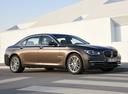 Фото авто BMW 7 серия F01/F02 [рестайлинг], ракурс: 315 цвет: коричневый