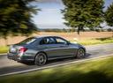Фото авто Mercedes-Benz E-Класс W213/S213/C238/A238, ракурс: 225 цвет: серый