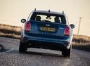 Фото авто Mini Countryman F60, ракурс: 180 цвет: синий
