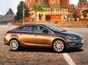 Фото авто Opel Astra J [рестайлинг], ракурс: 315 цвет: бронзовый