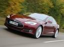 Фото авто Tesla Model S 1 поколение, ракурс: 45