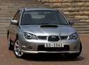 Фото авто Subaru Impreza 2 поколение [2-й рестайлинг],  цвет: серебряный