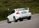 Фото авто Subaru Impreza 3 поколение [рестайлинг], ракурс: 135 цвет: белый