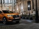 Фото авто DS 7 1 поколение, ракурс: 315 цвет: бронзовый