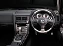 Фото авто Nissan Skyline R34, ракурс: торпедо
