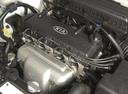 Фото авто Kia Rio 1 поколение [рестайлинг], ракурс: двигатель