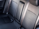 Фото авто Mitsubishi Lancer X [2-й рестайлинг], ракурс: задние сиденья