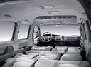 Фото авто Hyundai H-1 Starex [рестайлинг], ракурс: салон целиком
