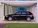 Фото авто Audi A3 8P/8PA [2-й рестайлинг], ракурс: 90 цвет: черный
