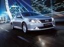 Фото авто Toyota Camry XV50, ракурс: 315 цвет: серебряный