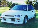 Фото авто Daihatsu Charade 4 поколение, ракурс: 315