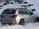 Фото авто BMW X5 M F85, ракурс: 225 цвет: серый