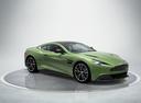 Фото авто Aston Martin Vanquish 2 поколение, ракурс: 315 - рендер цвет: салатовый