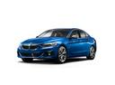 Фото авто BMW 1 серия F52, ракурс: 45 - рендер цвет: синий
