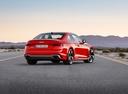 Фото авто Audi RS 5 F5, ракурс: 225 цвет: красный