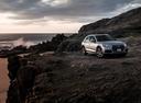 Фото авто Audi Q5 2 поколение, ракурс: 315 цвет: серебряный