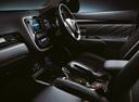 Фото авто Mitsubishi Outlander 3 поколение [2-й рестайлинг], ракурс: торпедо