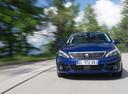 Фото авто Peugeot 308 T9 [рестайлинг],  цвет: синий