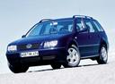 Фото авто Volkswagen Bora 1 поколение, ракурс: 45