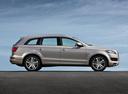 Фото авто Audi Q7 4L [рестайлинг], ракурс: 270 цвет: серый
