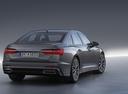 Фото авто Audi A6 C8, ракурс: 225 - рендер цвет: серый