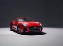 Фото авто Jaguar F-Type 1 поколение [рестайлинг], ракурс: 315 цвет: красный