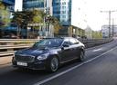 Фото авто Kia K900 1 поколение, ракурс: 45 цвет: черный