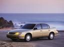 Фото авто Chevrolet Malibu 2 поколение [рестайлинг], ракурс: 45