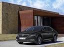 Фото авто Skoda Superb 3 поколение, ракурс: 45 цвет: черный